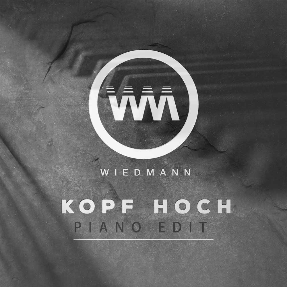 Wiedmann - Kopf Hoch (Piano Edit Cover)
