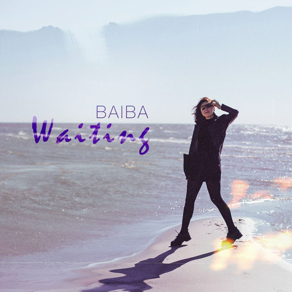 Cover of the Single Waiting from Baiba