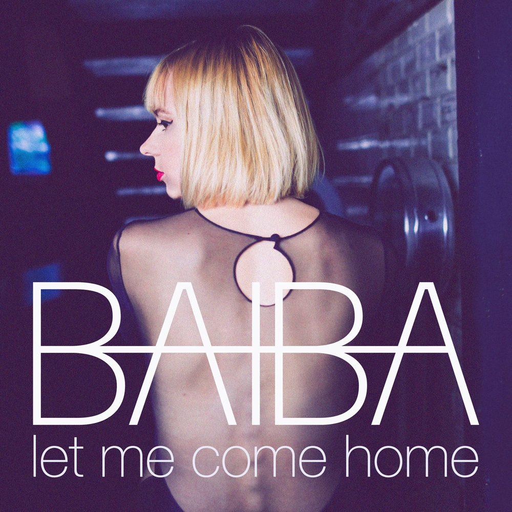 BAIBA Let Me Come Home_Cover