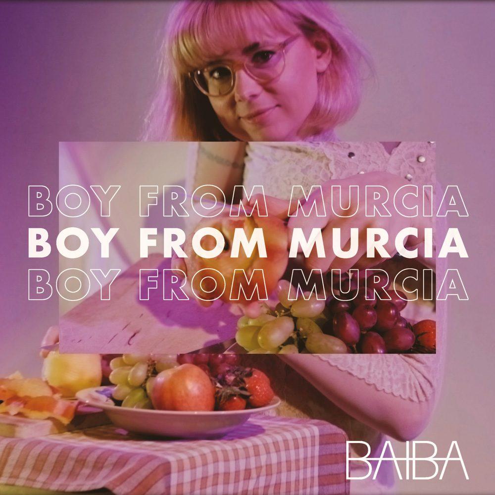 Baiba Boy From Murcia (Cover)