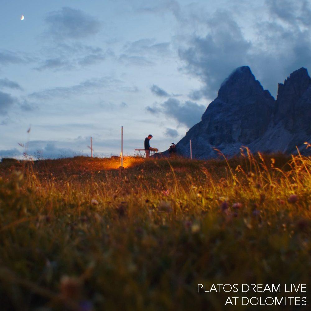 PLATOS DREAM LIVE COVER